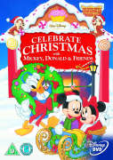 Celebrate Christmas With Mickey