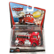 CARS 2 Oversized Die Cast As RED