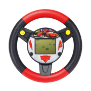 Cars 2: Racing Wheel LCD Game