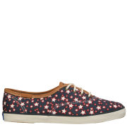 Keds Women's Champion Seasonal Canvas Pumps - Navy
