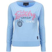Tokyo Laundry Women's Sally Sweatshirt - Morning Frost