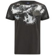 REPLAY Men's Eagle T-Shirt - Black