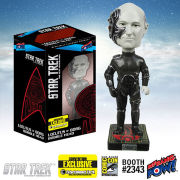 Star Trek: TNG Locutus Bobble Head Convention Exclusive