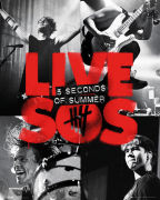 5 Seconds of Summer Live SOS - Mini Poster - 40 x 50cm