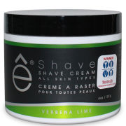 eShave Verbena Lime Shave Cream 118ml