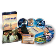 Star Wars: The Complete Saga (Includes Limited Edition Film Cell)