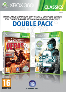 Rainbow Six: Vegas 2 and Ghost Recon Advanced Warfighter 2 Double Pack