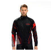 LOOK Men's Pro Team Jacket - Black/Red