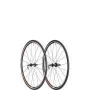 Mavic Aksium S Wheelset - Red