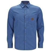 Jack & Jones Mens Swartch Shirt - Bright Cobalt