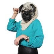 Pug Dog Mask