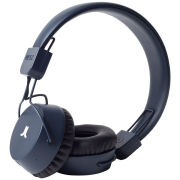 Wesc Piston Bluetooth Wireless Headphones Including Mic - Navy