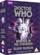 Doctor Who: Cyberman Box Set