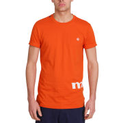 Mas-if Men's Atsidi T-Shirt - Burnt Orange