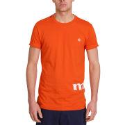 Mas-if Men's Atsidi T-Shirt - Burnt Orange