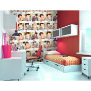 One Direction Collage Wall Mural