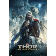 Thor The Dark World One Sheet - Maxi Poster - 61 x 91.5cm