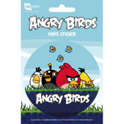 Angry Birds Group - Vinyl Sticker - 10 x 15cm