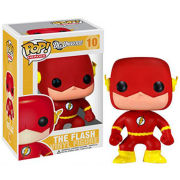 Figura Pop! Vinyl DC Comics - The Flash