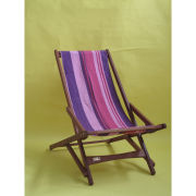 Pangean Gliders Candy Deck Chair