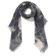 Maison Scotch Lightweight Scarf - Angel Print