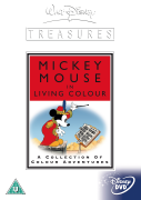 Mickey In Living Colour