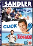 Adam Sandler Box Set: Click / Grown Ups / You Don't Mess with the Zohan