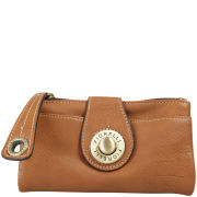 Fiorelli Seb Medium Push Lock Purse/Wristlet - Tan