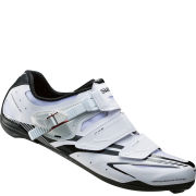 Shimano R170 Spd-Sl Cycling Shoes (Wide Fit) - White