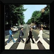"The Beatles Abbey Road - 12"""" x 12"""" Framed Album Prints"