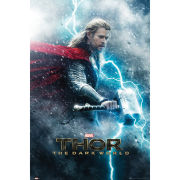 Thor The Dark World Teaser - Maxi Poster - 61 x 91.5cm