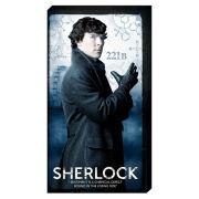 Sherlock Solo - 30x55 Value Canvas