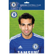 Chelsea Salah Head Shot 14/15 - Bagged Photographic - 10x8