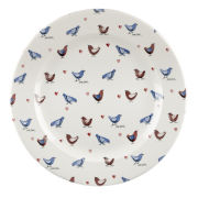 Alex Clark Lovebirds All Over Platter (31cm)