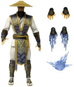 Mortal Kombat Raiden 6 Inch Action Figure