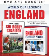 World Cup Legends: England (Bevat Book)