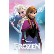 Frozen Anna And Elsa - Maxi Poster - 61 x 91.5cm