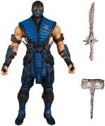 Mortal Kombat Sub-Zero 6 Inch Action Figure