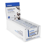 Protein Chocolate Clusters, Box 10 x 28g