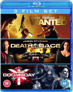 Wanted / Death Race / Doomsday