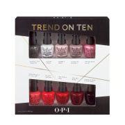 OPI Gwen Trend On Ten 10 Piece Mini Kit