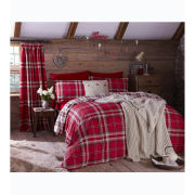 Kelso Bedding Set - Red