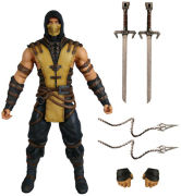 Mortal Kombat Sub-Zero 6 Inch Action Figure