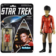 ReAction Star Trek Uhura 3 3/4 Inch Action Figure