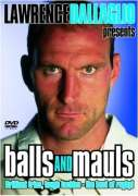 Lawrence Dallaglio Presentes Balls And Mauls