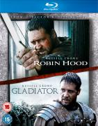 Russell Crowe Box Set: Robin Hood / Gladiator