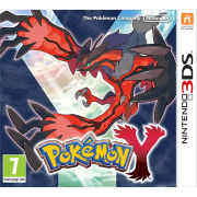 Pokemon Y 3D