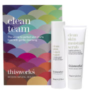 This Works Clean Team Christmas 2013
