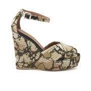 M Missoni Women's Marble Lurex Wedged Sandals - Multi