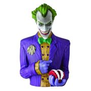 DC Comics Arkham Asylum The Joker Previews Bust Bank